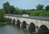 Pont du Canal sur la Loire Digoin 71