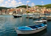 Pucisca en Croatie