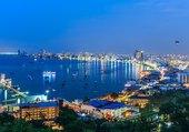 pattaya de nuit thailande