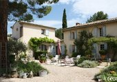 Mas rénové en Provence
