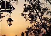 soleil levant sur la Dordogne