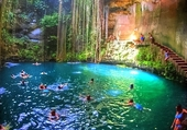 piscine de rêve