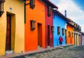 Puzzle maison colorée 2