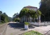Gare de Luso ( Portugal)