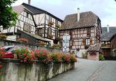 JOLIES MAISONS A COLOMBAGES A HUNAWIHR