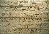 hieroglyphes égyptiens