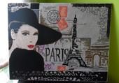 Puzzle La Parisienne