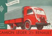 Renault bache