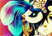 Ciel Phantomhive au cirque de Noah