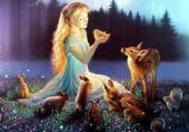 fée de la forêt