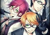 Grell, Ronald et William
