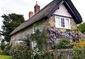 Puzzle Cottage anglais