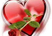 Le coeur d'amour