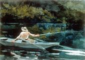 Le Pêcheur - Winslow Homer