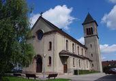 EGLISE SAINT-JEAN-BAPTISTE D'ILLZACH