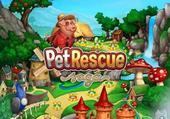 Puzzle PET RESCUE SAGA SUR FACEBOOK