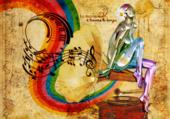 La musique à travers le temps