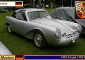 Porsche 1500 Glocker
