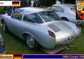 Porsche 1500 coupé Glocker
