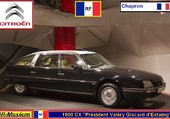 Citroën CX de Giscard