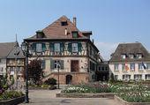 L'HOTEL DE VILLE DE WINTZENHEIM