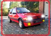 205 GTI 1987