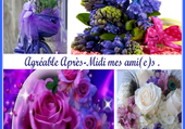 Puzzle un méli mélo de fleurs