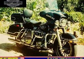 Puzzle Harley-Davidson FLH-1200