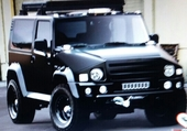 UMM voiture portugaise
