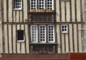Vieille maison à Dinan