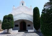 Jolie église à Cadaquès