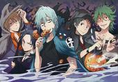 Servamp - Halloween