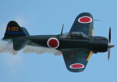 Mitsubishi A6M Zéro  japon