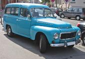 VOLVO 1950