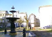 Puzzle Fontaine à Angoulême