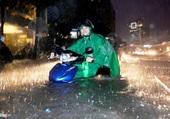 Saison des pluies à Ho Chi Minh.6