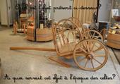 Musée Cinquantenaire _ puzzle char