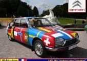 Citroën GS Sans Frontière