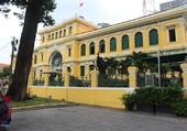 La poste à Ho Chi Minh
