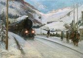 Train alpin