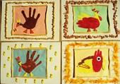 Puzzle Tableau Pâques maternelle