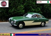 Fiat  Coupé 1100E Zagato