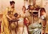 Jeunes femmes d'après F. Soulacroix