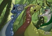 Draco, Millobelus et Majaspic