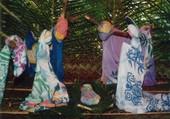 CRECHE A HAO EN 1986
