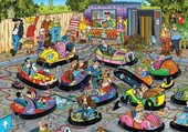 Puzzle attraction