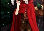 Sebastian et Ciel Phantomhive