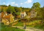 L'ermitage à Pontoise