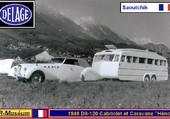 Delage D8-120 Caravane Henon