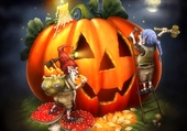 Halloween, bientôt...